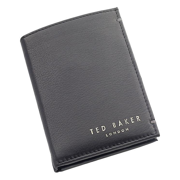 Ted Baker Zacks black bi-fold leather wallet - Product number 1865242