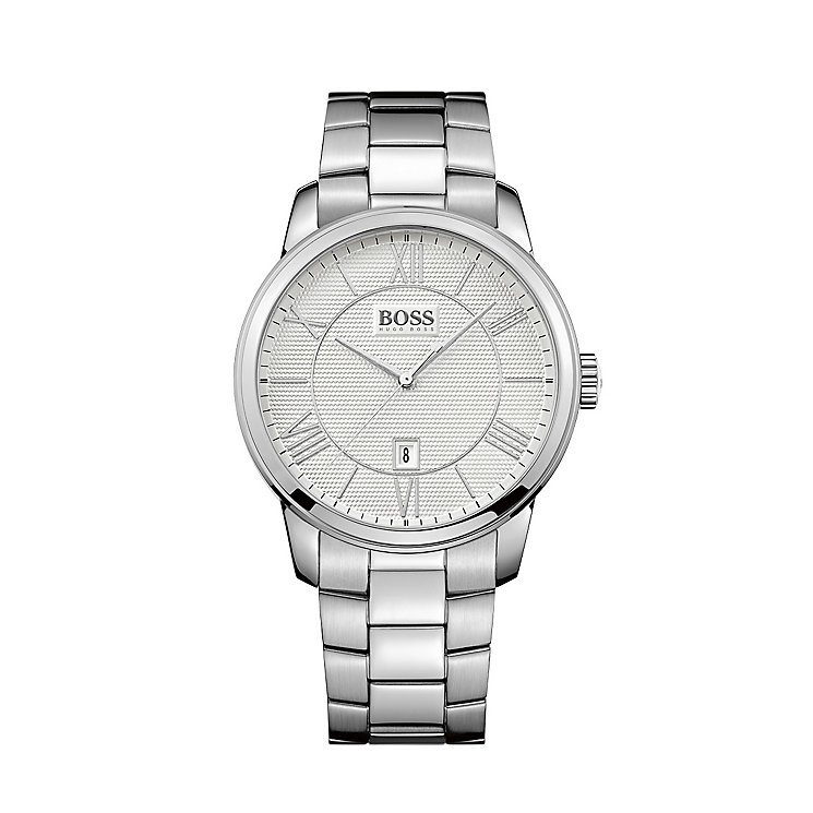 Hugo Boss men's stainless steel bracelet watch - Product number 1929976