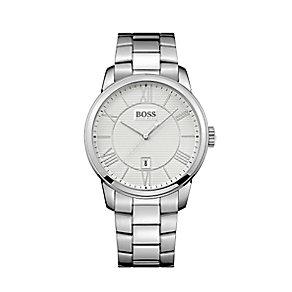 Hugo Boss men's stainless steel bracelet watch - Product number 1929976