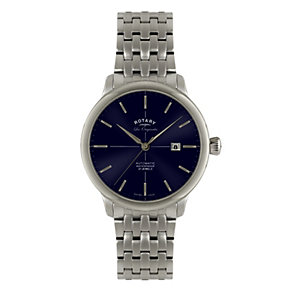 Rotary Les Originales men's stainless steel bracelet watch - Product number 1933582