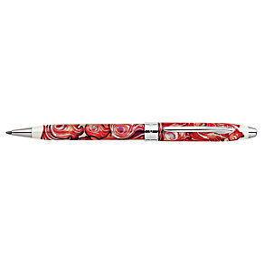 Cross Masquerade red peacock pattern ballpoint pen - Product number 1936107