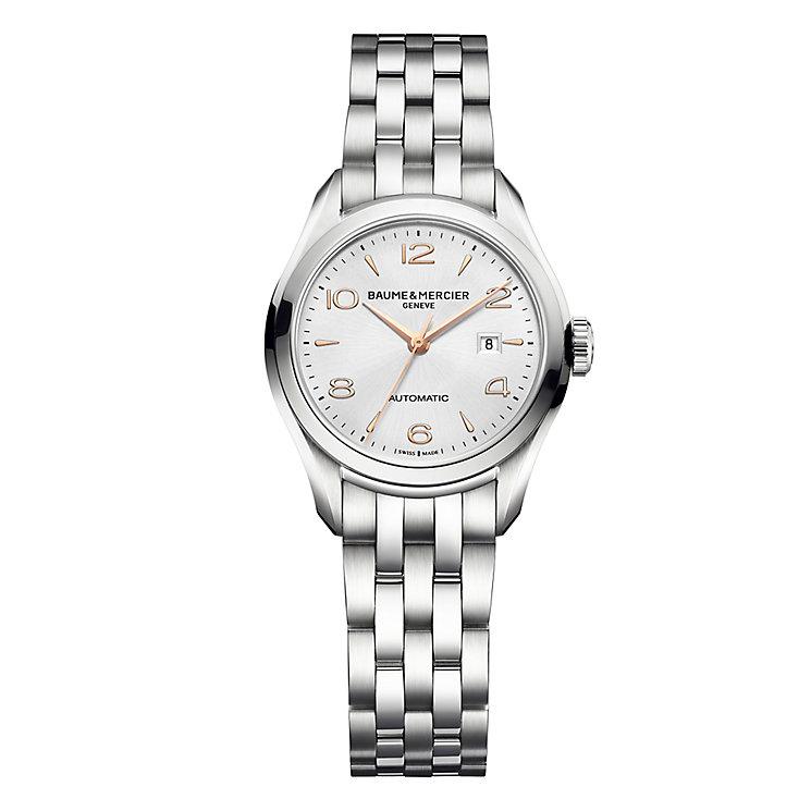 Baume & Mercier Clifton ladies' bracelet watch - Product number 1938304