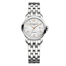 Baume & Mercier Clifton ladies' bracelet watch - Product number 1938304