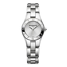 Baume & Mercier Linea ladies' stainless steel bracelet watch - Product number 1939432
