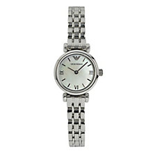 Emporio Armani Ladies' Stainless Steel Bracelet Watch - Product number 1940805