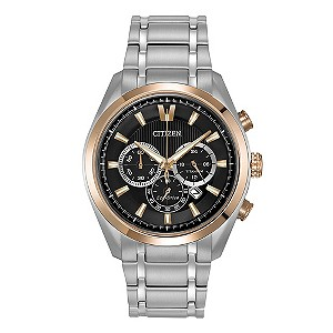Citizen EcoDrive Super Titanium Men&39s Bracelet Watch