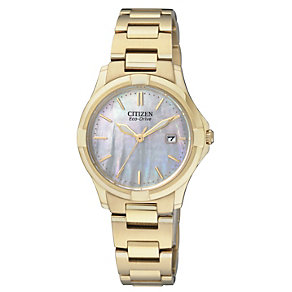 Citizen Eco-Drive Silhouette Ladies' Bracelet Watch - Product number 1942050