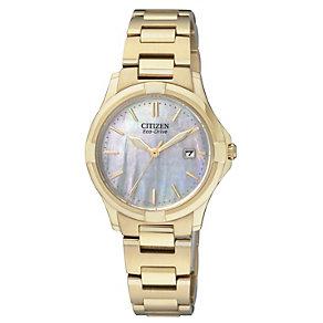 Citizen Eco-Drive Silhouette Ladies' Bracelet Watch - Product number 1942050