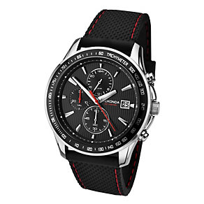 Sekonda Men's Black Chronograph Watch - Product number 1945874