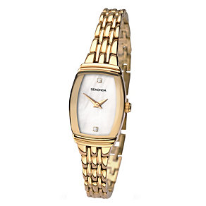 Sekonda Ladies' Gold Plated Bracelet Watch - Product number 1945947