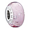 Chamilia Glitter Collection purple Murano glass bead - Product number 1946617