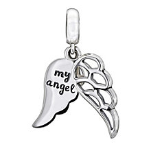 Chamilia Loving Angel Wings charm - Product number 1946684