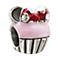 Chamilia - Sterling Silver Minnie Cupcake Bead - Product number 1947060