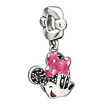 Chamilia Disney Minnie Smiles charm with Swarovski crystal - Product number 1947168