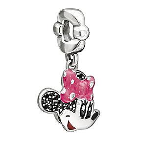 Chamilia Disney Minnie Smiles charm with Swarovski crystal - Product number 1947168