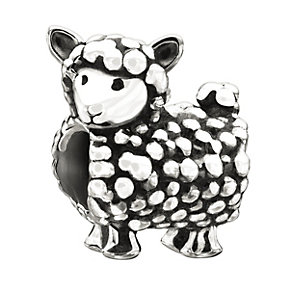 Chamilia sterling silver lamb bead - Product number 1947575
