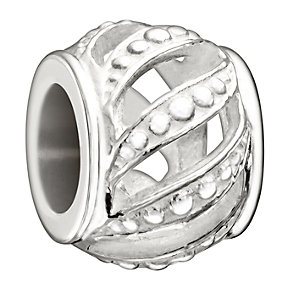 Chamilia Sterling Silver Open Serpentine Bead - Product number 1948105