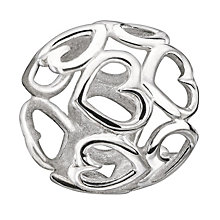 Chamilia silver Delicate Hearts charm - Product number 1948121