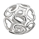Chamilia silver Delicate Hearts bead - Product number 1948121