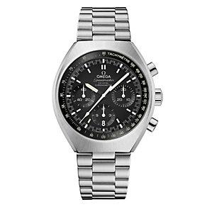 Omega Speedmaster Mark II men's steel bracelet watch - Product number 1954482