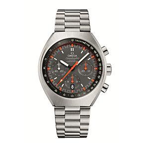 Omega Speedmaster Mark II men's steel bracelet watch - Product number 1954490