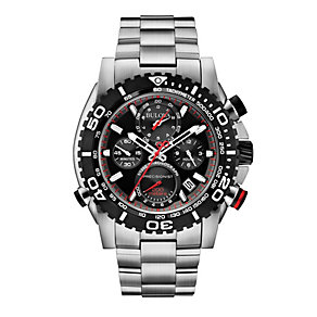 Bulova Precisionist Men's Stainless Steel Bracelet Watch - Product number 1954628