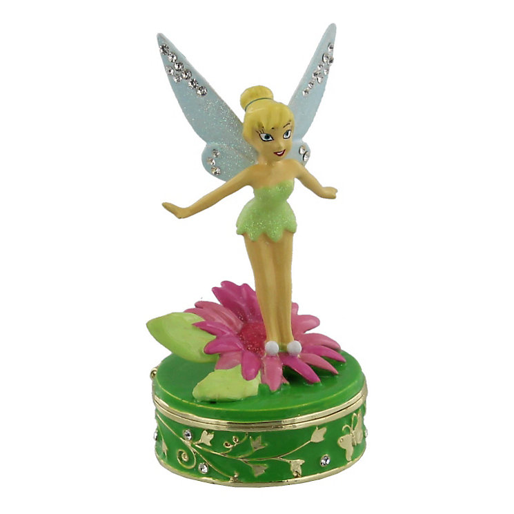 Standing Tinkerbell Disney Trinket Box - Product number 1955500