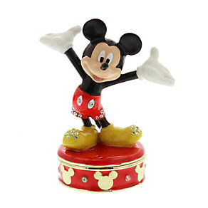 Mickey Mouse Disney Trinket Box - Product number 1955527