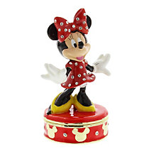 Minnie Mouse Disney Trinket Box - Product number 1955535
