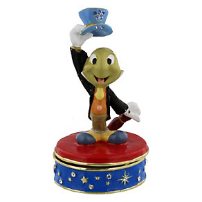 Jiminy Cricket Disney Trinket Box - Product number 1955594
