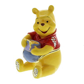 Winnie The Pooh Disney Trinket Box - Product number 1955608