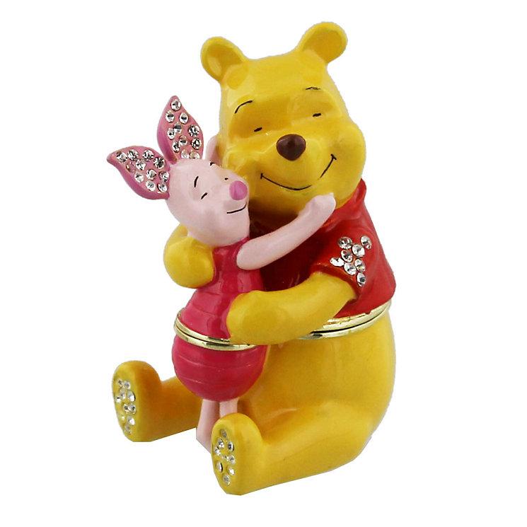 Winnie The Pooh & Piglet Disney Trinket Box - Product number 1955616