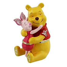 Winnie The Pooh & Piglet Disney Trinket Box - Product number 1955616
