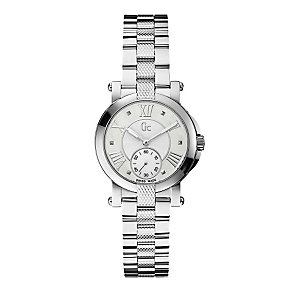 GC ladies' stainless steel mother of pearl bracelet watch - Product number 1957929