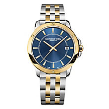 Raymond Weil Tango Men's Two Colour Bracelet Watch - Product number 1957961