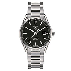 TAG Heuer Carrera stainless steel bracelet watch - Product number 1958097