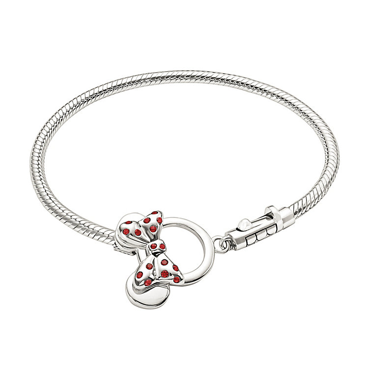 "Chamilia Silver Minnie Swarovski Crystal 7.9"" Bracelet - Product number 1962574"