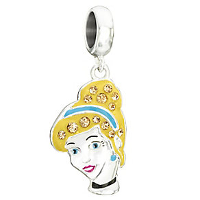 Chamilia Sterling Silver Crystal Disney Cinderella Bead - Product number 1962736