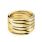 Calvin Klein Sumptuous gold-plated ring - Product number 1963945