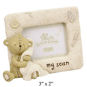 Button Corner My Scan Photo Frame - Product number 1968661