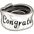 Chamilia Sterling Silver Congratulations Bead - Product number 1985957
