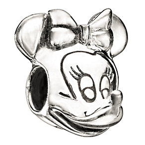 Chamilia  Sterling Silver Disney Minnie Mouse Bead - Product number 1986228