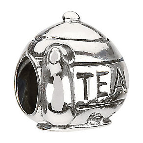 Chamilia Sterling Silver Teapot Bead - Product number 1986295