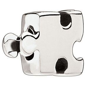 Chamilia Sterling Silver Puzzle Bead - Product number 1986309