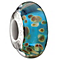 Chamilia Sterling Silver Aqua Reef Murano Glass Bead - Product number 1986503
