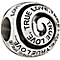 Chamilia Sterling Silver 'True Love' Bead - Product number 1986686