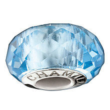 Chamilia Sterling Silver Aqua Zirconia Bead - Product number 1986724