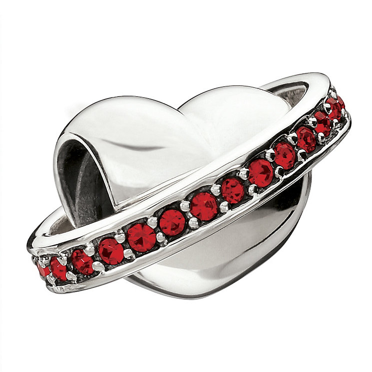 Chamilia Sterling Silver Dolce Vita Swarovski Crystal Bead - Product number 1986929