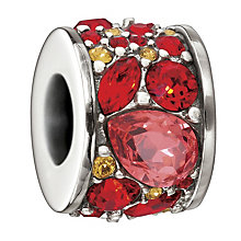 Chamilia Sterling Silver Mosaic Swarovski Crystal Bead - Product number 1986937