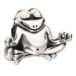 Chamilia Silver Yoga Frog - Product number 1987011